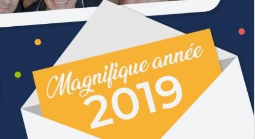 Proselis vous souhaite une magnifique année 2019