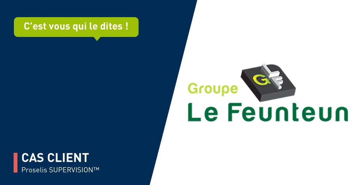 Cas client SUPERVISION : Groupe Le Feunteun